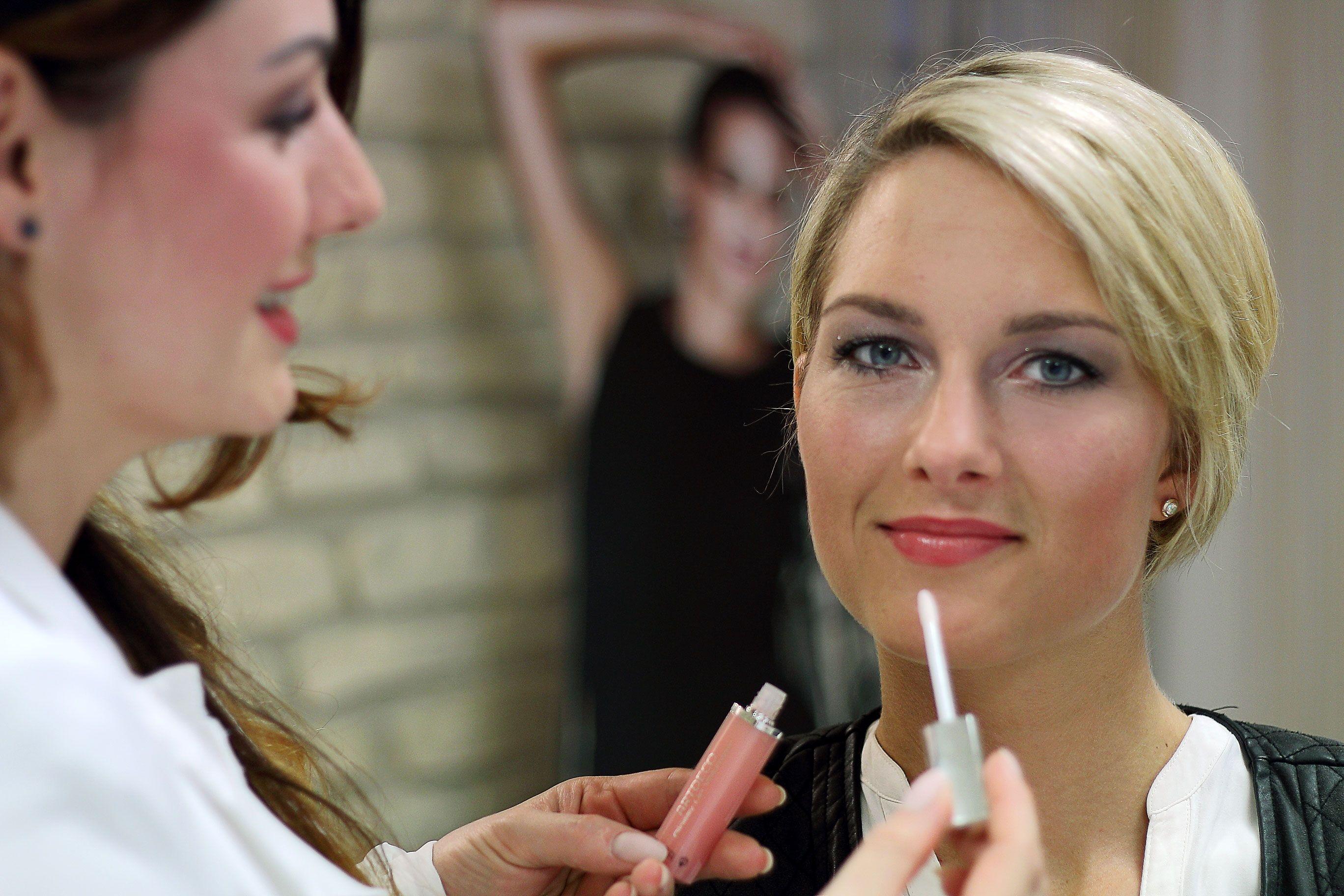 Make-Up Lippen