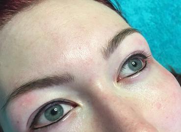 Permanent Make-up Augenlid oben und unten